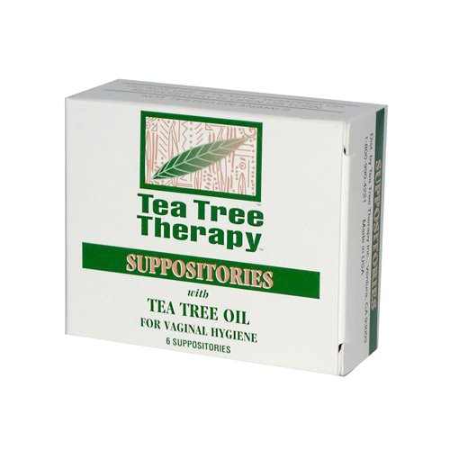 Tea Tree Therapy Vaginal Suppositories product image