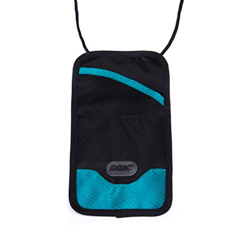 gox-passport-wallet-passport-holder-neck-wallet-neck-pouch-travel-wallet-size-large-turquoise