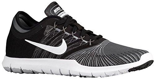 Noir Gymnastique Adapt Nike Femme Chaussures Flex De Tr Wmns a4YnFxw8