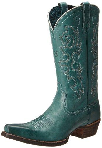 Ariat Kvinna Alabama Western Cowboy Boot Vattenfall