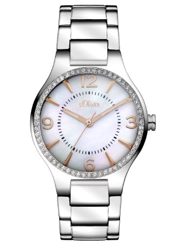 s.Oliver Ladies' Watches SO-2842-MQ