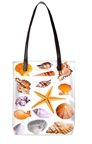 Borsa Da Spiaggia Snoogg, Multicolore (multicolore) - Ltr-bl-3709-totebag