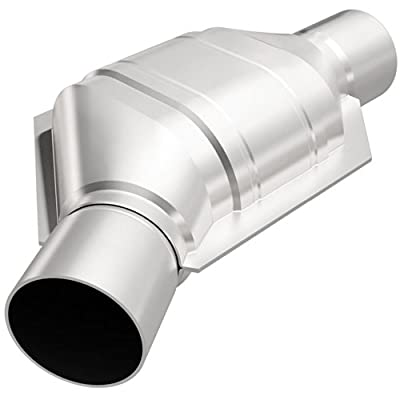 MagnaFlow 94075 Universal Catalytic Converter (Non CARB Compliant)