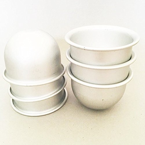 round-aluminum-baking-tin-pan-mold-mould-for-mini-cake-bakery-6-pieces-1-set