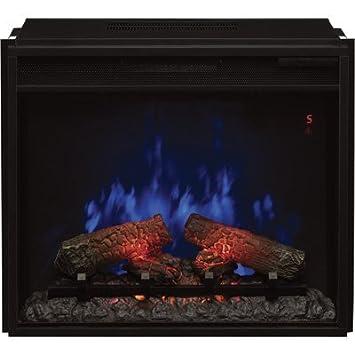 Chimney Free SpectraFire Plus Infrared Electric Fireplace Insert   4600  BTU, 23in., Model