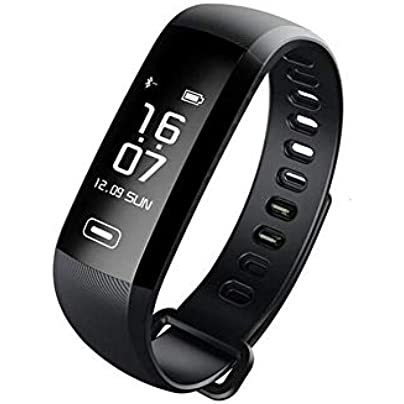 NFGGLM Smart Wristband Fitness Bracelet Life Waterproof Fitness Tracker Activity Heart Rate Monitor Estimated Price £33.40 -