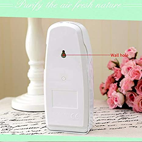 Retyly Automatische Parfüm Spender Luft Erfrischer Aerosol Duft Für 14 Cm H He Duft Kann Nicht Einschlie Lich Küche Haushalt