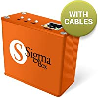 Sigma Box Full Set with Cables (Pack 1 + Pack 2) Activations Included