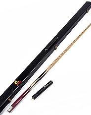 MA 1 Piece Handmade ash snooker/Pool Cue O'min brand billiard cue+Cue