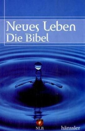 Neues Leben. Die Bibel: Taschenbibel Motiv Tropfen