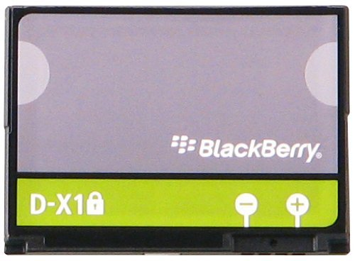 - OEM Replacement Battery For BlackBerry 8900 8910 9500 9520 9530 9550 9630 9650 1150mAh D-X1