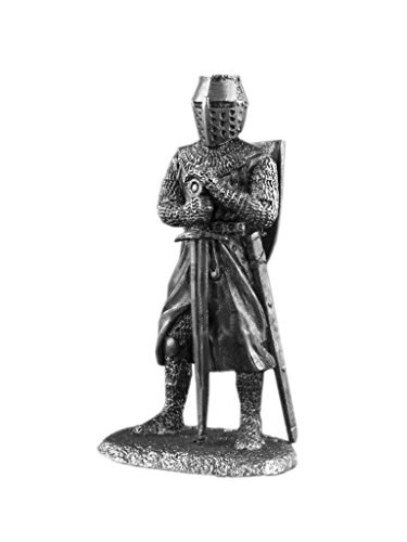 Medieval Knight with Sword Middle Ages Historical UnPaint...