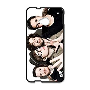 HTC One M7 Cell Phone Case Black Boy band 002 HIV6755169518029