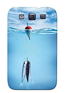 Awesome Case Cover/galaxy S3 Defender Case Cover(dj In The Zone) Gift For Christmas