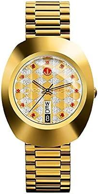cafda81950864 Rado Diastar Men's Multi Color Dial Metal Band Watch - R12413193 ...