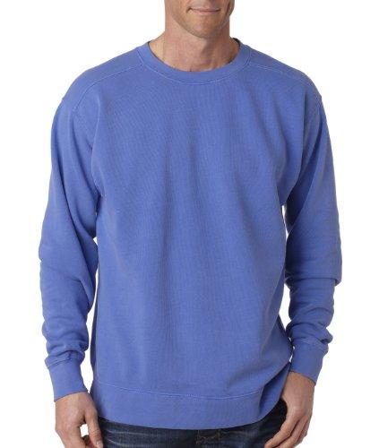 Adult Crew-Neck Blended Sweatshirt