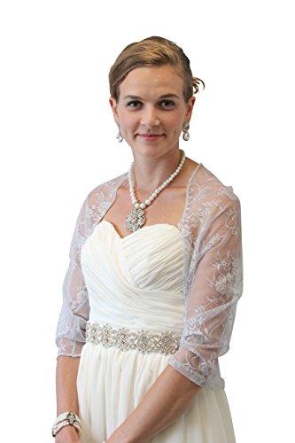 Wedding Shrug Jackets Plus Size: Amazon.com