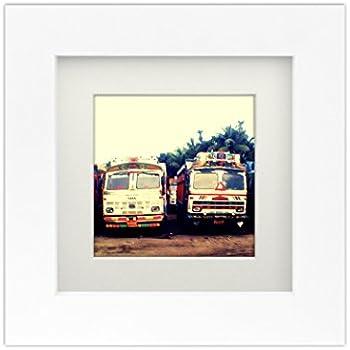 Amazon.com - Tiny Mighty Frames - Wood Square Instagram