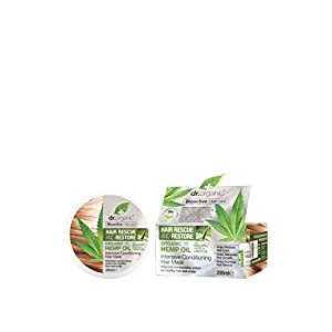Dr Organic Hemp Hair Mask
