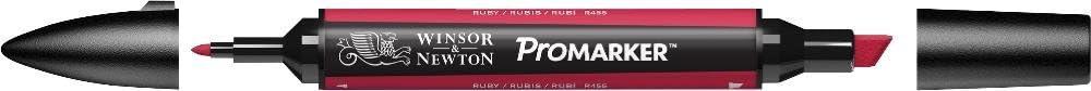 design pointe fine + pointe biseaut/ée Winsor /& Newton Letraset ProMarker Pantone Marqueur /à double pointe TWIN TIP manga 148/tons pour dessins de mode BD et illustrations