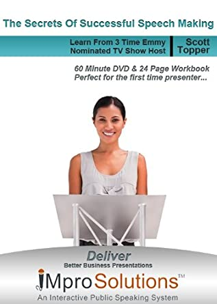 amazon com public speaking course to improve speaking skills