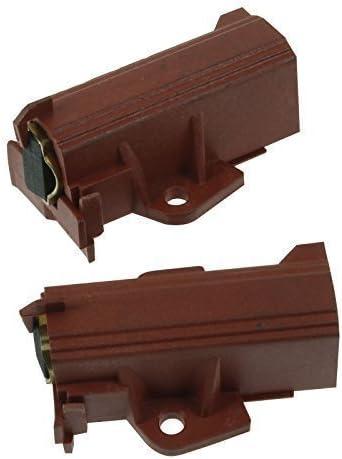 Genuinas escobillas de carbono Hoover y soportes para lavadoras Hoover Candy con motores tipo de suela 49028931