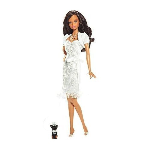 Barbie Collection Birthstone Beauties African American - Diamond April - L7575