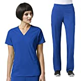 HP [AXIS] Mock Wrap Top & [HYBRID] Modern Straight Leg Pull On Pant set [XXS - 3XL]+ FREE GIFT