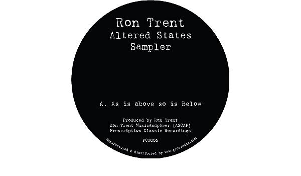 Altered States of K (K Alexi Mix) de Ron Trent en Amazon ...