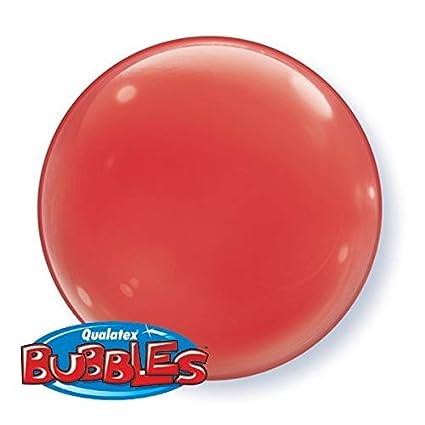 Balón Bubble Uni rojo Balón talla 15