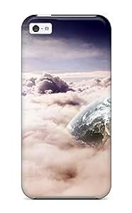 YY-ONE Star Trek World Phone Case For Iphone 5c/ High Quality Tpu Case