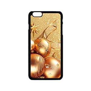 Silvery Christmas Lightball Hight Quality Plastic Case for Iphone 6