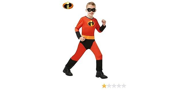 DISBACANAL Disfraz de Los Increíbles Dash para niño - -, 5-6 años ...