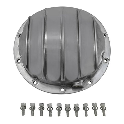 - Yukon Gear & Axle (YP C2-GM8.5-R) Polished Aluminum Cover for GM 8.2/8.5/8.6 Rear Differential