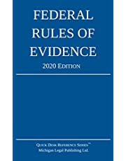 Federal Rules of Evidence; 2020 Edition: With Internal Cross-References