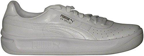 Sneakers Uomo Puma Gv Special Opaco E Lucido 35891202-100 Bianco