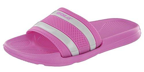Rosa Zapatos Mujer para Alp678 y Gola Playa Piscina de 7q8AwTnP