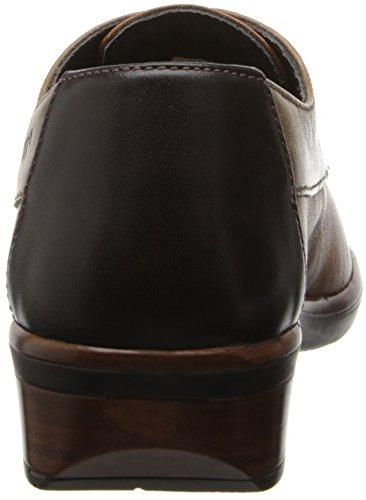 Hazelnut French Leather Women's Leather Leather Chestnut Oxford Kedma NAOT Roast FnXq0wTn