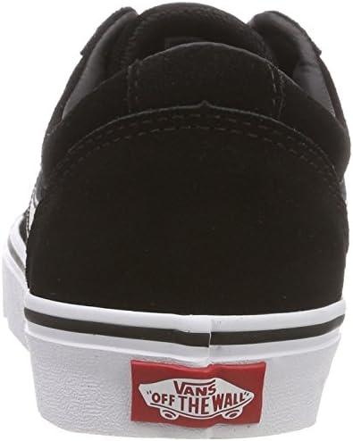 Vans Women's Ward Suede Low-Top Sneakers