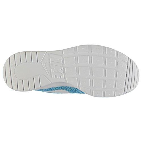 Nike Tanjun impresión deportes estilo de vida Zapatillas para mujer azul/azul zapatillas zapatos, azul
