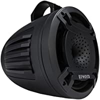 Hifonics TPS-CP80 8 wake tower Compression Horn Speaker Each, Black