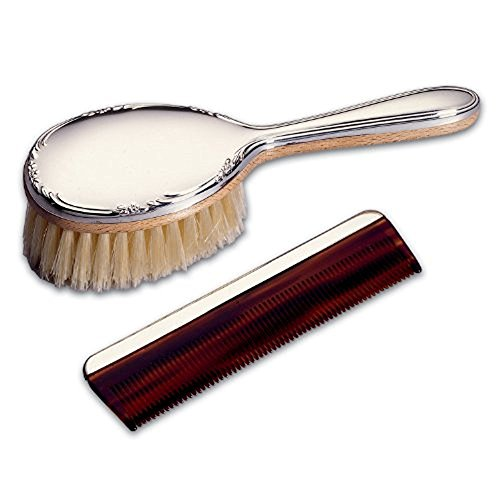 Lunt Sterling Girl's Brush and Comb Set ()