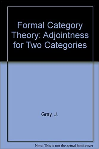 Notes on Category Theory