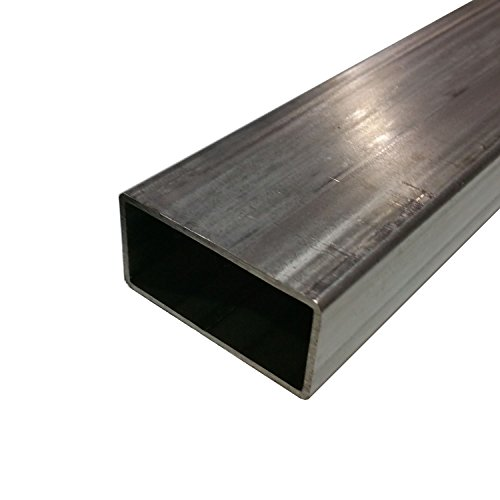Steel Rectangle Tubing - Online Metal Supply 304 Stainless Steel Rectangle Tube 1