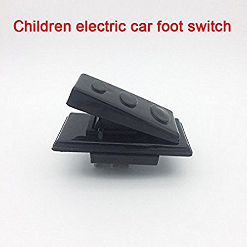 Accelerator Pedal Electric Pedal Foot Switch Accessory for Kids