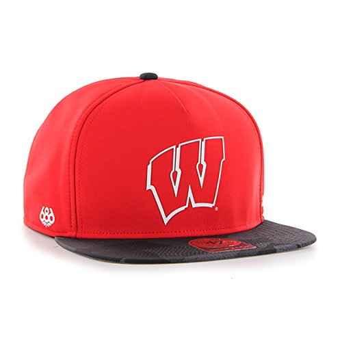 Amazon.com   Wisconsin Badgers 2-Tone