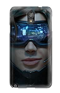 Hot High-quality Durability Case For Galaxy Note 3(cool Girl) 3114877K36390122