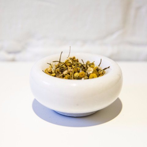 BIG T NYC Beauty Sleep Organic Chamomile Tea Tisane Loose Leaf Herbal Tea (15 Gram Travel Size)