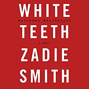 White Teeth Audiobook by Zadie Smith Narrated by Jenny Sterlin