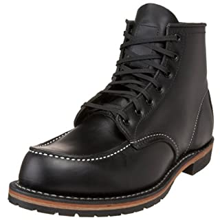 Red Wing Heritage Men's 6-Inch Beckman Moc Toe Boot,Black,11 D(M) US (B002HSLQ38) | Amazon price tracker / tracking, Amazon price history charts, Amazon price watches, Amazon price drop alerts